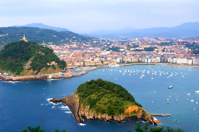 Disabled Holidays - San Sebastian Culinary Cultural, Spain, Accessible Tours  - Accessible Tours in Spain