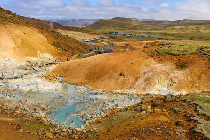 Iceland in 7 Days Group Tour
