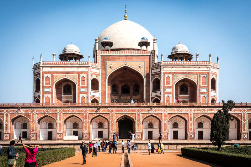 Disabled Holidays - India Golden Triangle 6 Day Tour - Accessible Tours in India
