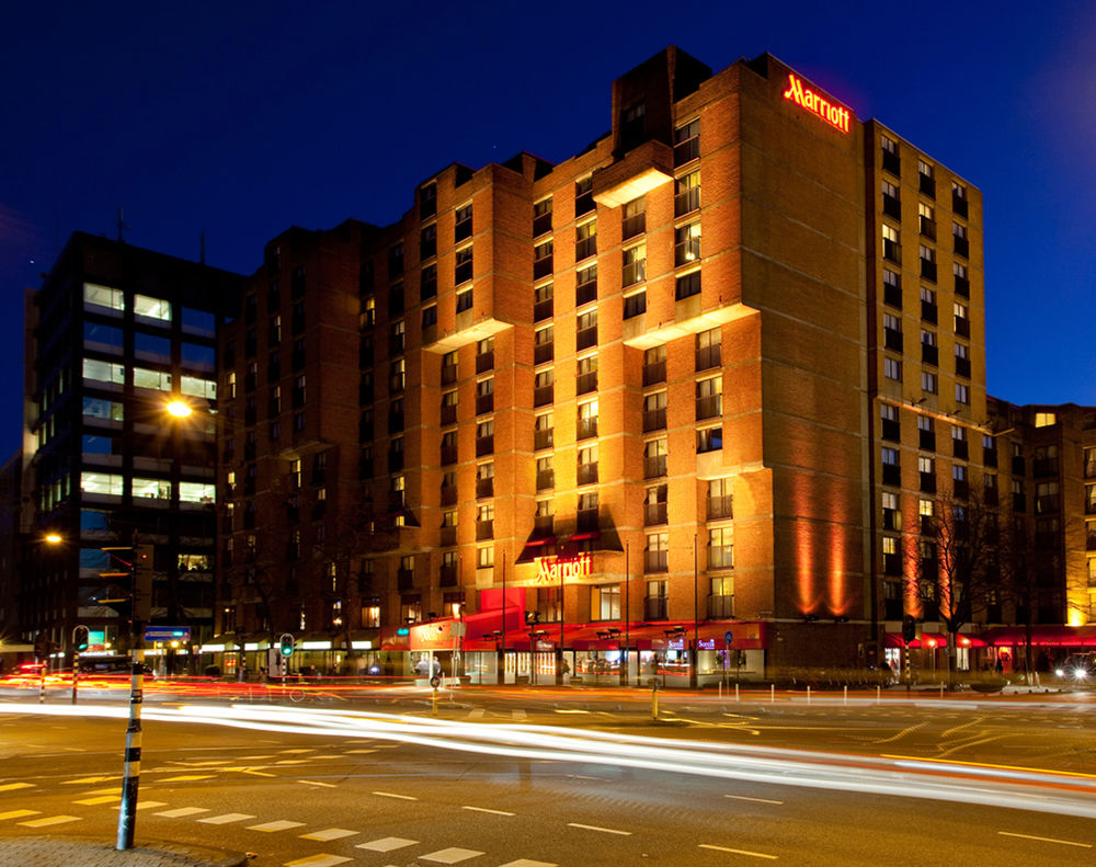 Disabled Holidays -  Amsterdam Marriott Hotel, Amsterdam