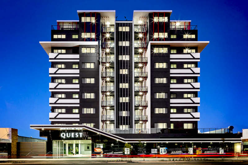 Disabled Holidays - Quest Woolloongabba - Brisbane, Australia