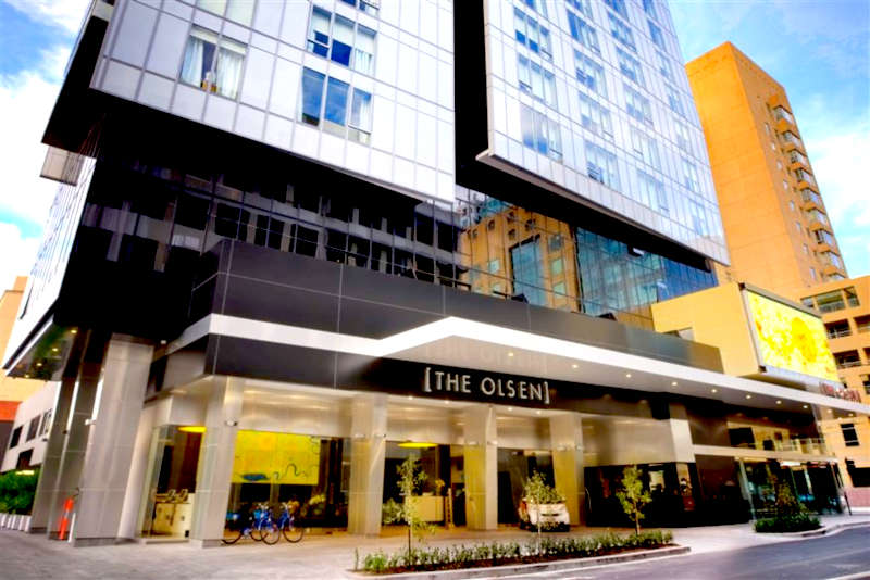 Disabled Holidays - The Olsen - Melbourne, Australia