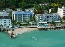 Disabled Holidays - Barbados Rostrevor Hotel, Saint Lawrence Gap, Barbados, Caribbean