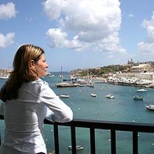 Bay View Hotel Malta - View