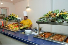 Bay View Hotel Malta - Buffet