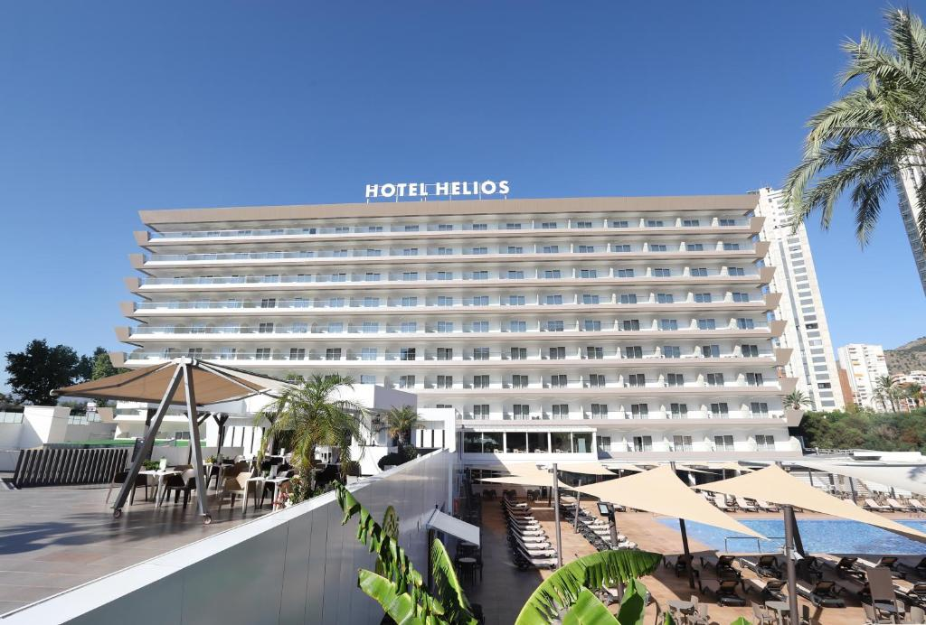 Disabled Holidays - Hotel Helios, Benidorm, Spain