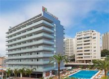 Royal Hotel, Benidorm, Costa Blanca,Spain