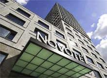 Disabled Holidays - Novotel Berlin Am Tiergarten - Berlin, Germany