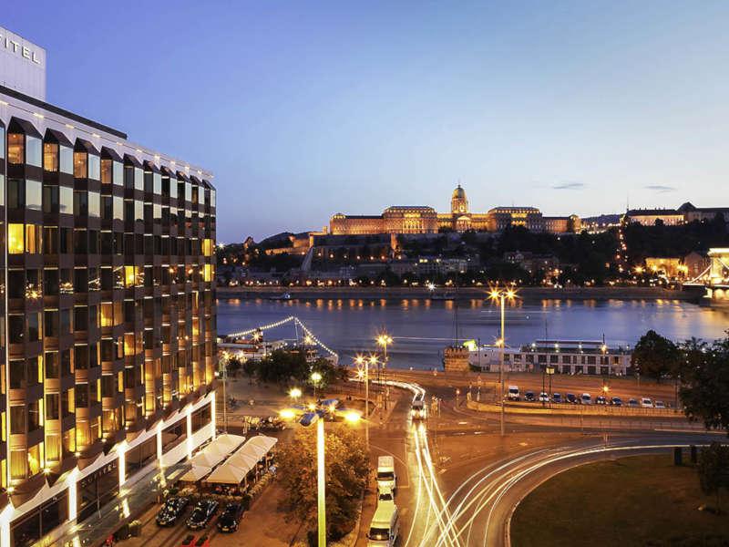 Sofitel Budapest Chain Bridge Hotel, Budapest
