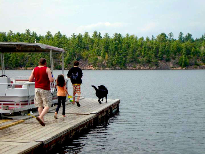 Disabled Holidays - Camp Driftwood Cottage - Canada