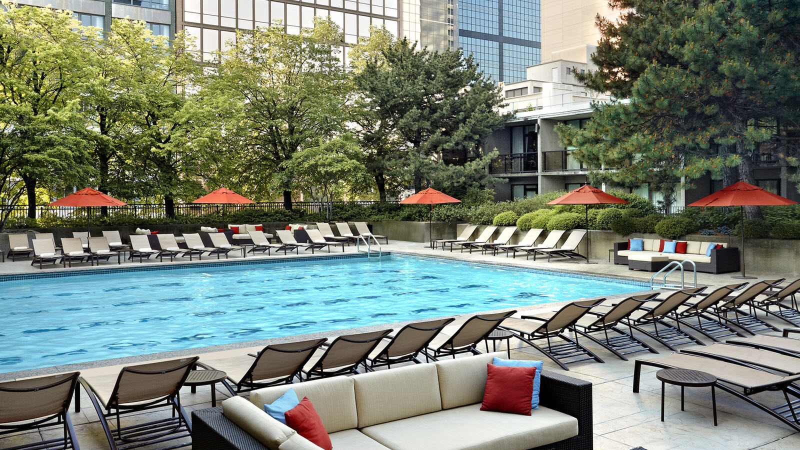Disabled access holidays wheelchair accessible accommodation in the sheraton centre for Swimming pool supplies toronto