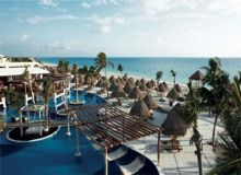 Disabled Holidays - Excellence Playa Mujeres, Playa Mujeres, Cancun, Mexican Carribbean