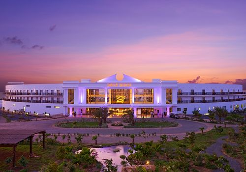 Disabled Holidays - Melia Dunas Resort - Sal, Cape Verde