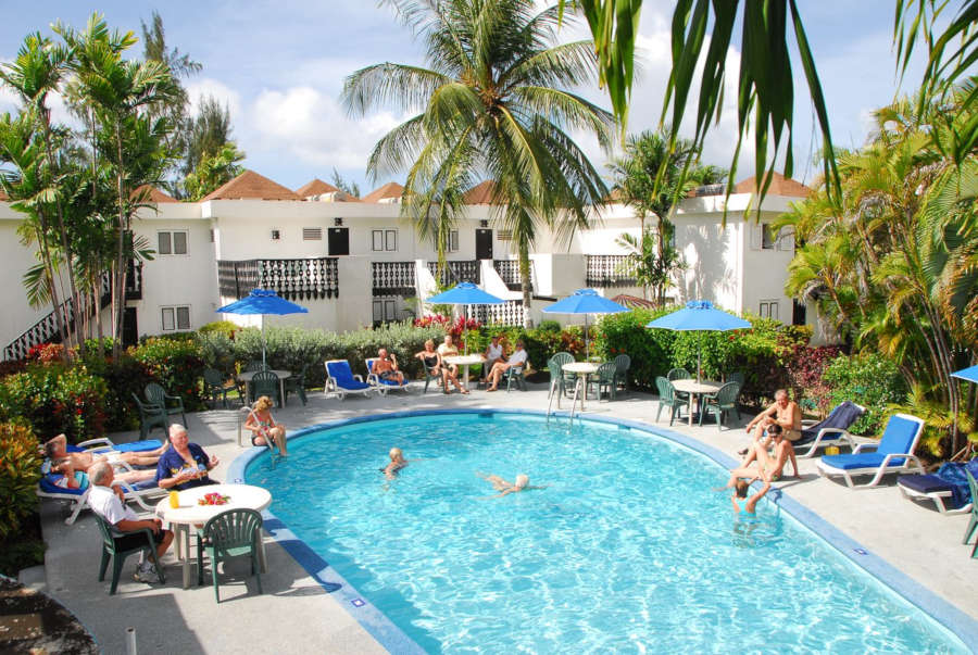 Disabled Holidays - Plumtree Club - Caribbean