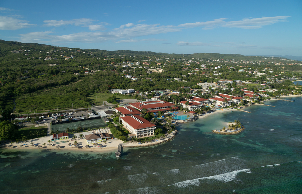 Holiday Inn Resort Montego Bay, Montego Bay, Jamaica, Caribbean
