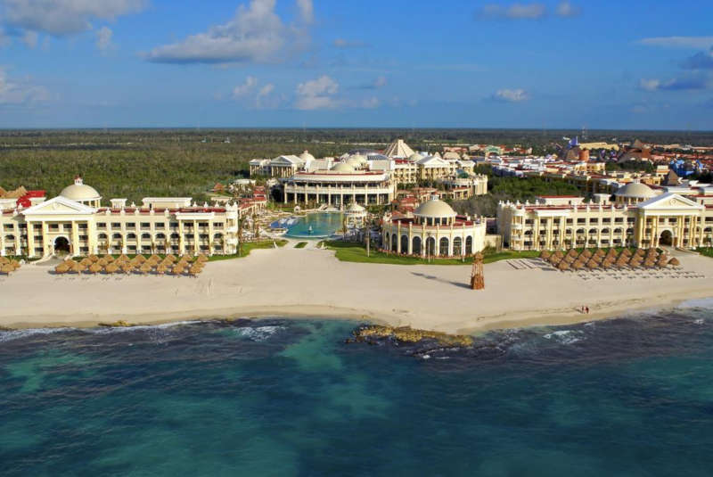 Disabled Holidays - Iberostar Grand Paraiso - Caribbean