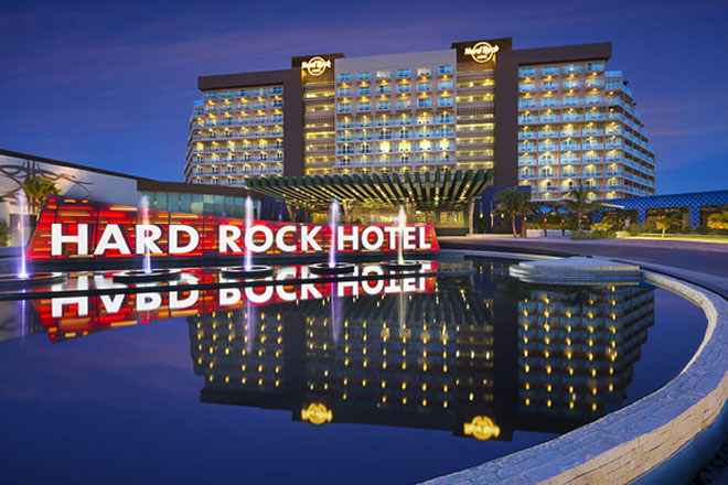 Disabled Holidays - Hard Rock Hotel, Cancun, Mexican Carribean