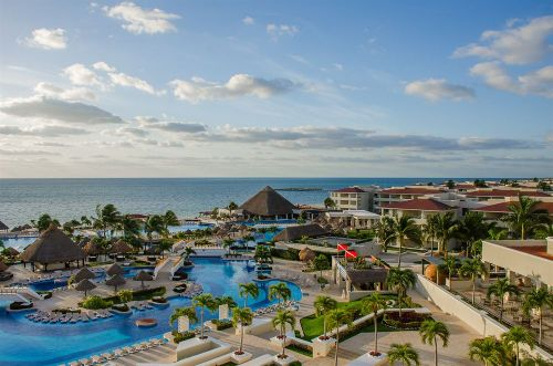 Disabled Holidays - Moon Palace , Cancun, Mexican Caribbean