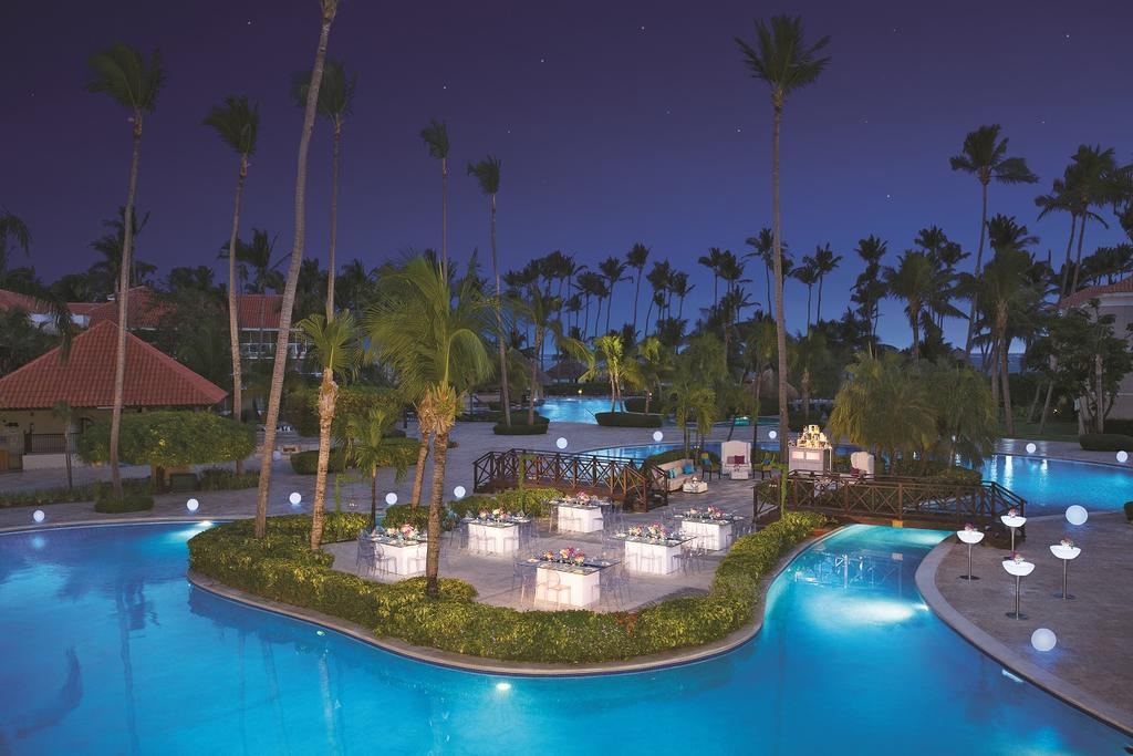 Dreams Palm Beach Punta Cana Pool