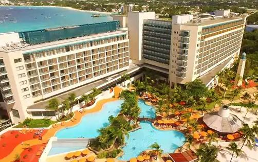 Disabled Holidays - Hilton Barbados Resort, Barbados, Carribbean