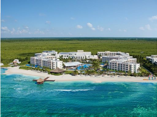 Disabled Holidays - Secrets Silversands Riviera Cancun  - Playa del Carmen, Mexican Caribbean