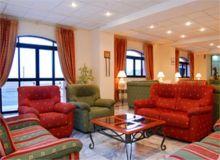 Coastal Hotel, Salina Bay , Malta - Lounge