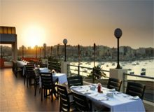 Coastal Hotel, Salina Bay , Malta - Terrace