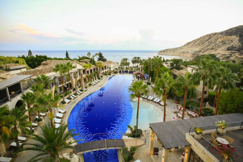 Disabled Holidays - Columbia Beach Resort - Pissouri Cyprus