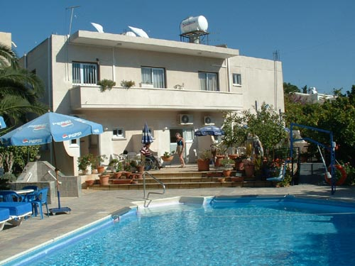 Disabled Holidays - Livas Hotel Apartments, Protaras, Cyprus