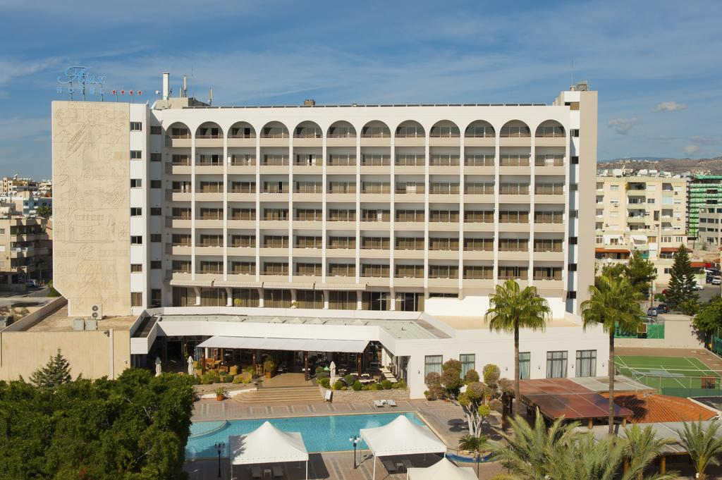 Disabled Holidays - Ajax Hotel, Limassol, Cyprus