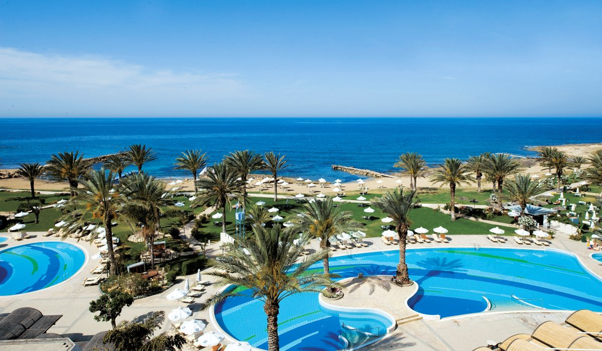 Disabled Holidays - Athena Beach Hotel, Paphos, Cyprus
