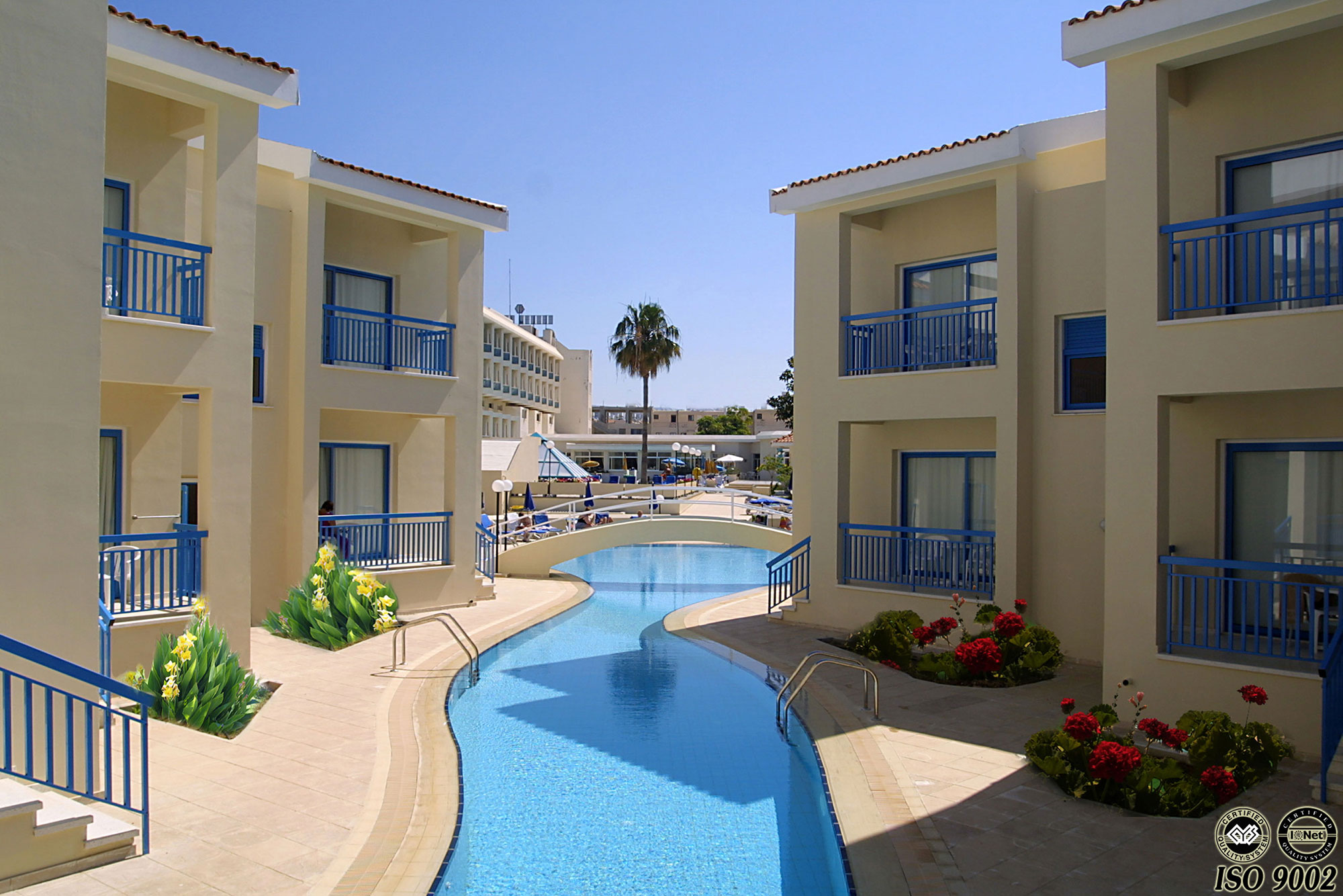 Disabled Access Holidays Wheelchair Accessible Accommodation In The Kissos Hotel Paphos Town