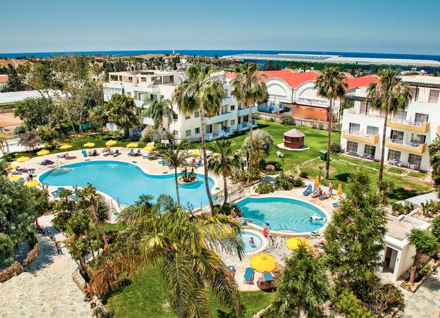 Mayfair Hotel Apartments, Paphos, Cyprus