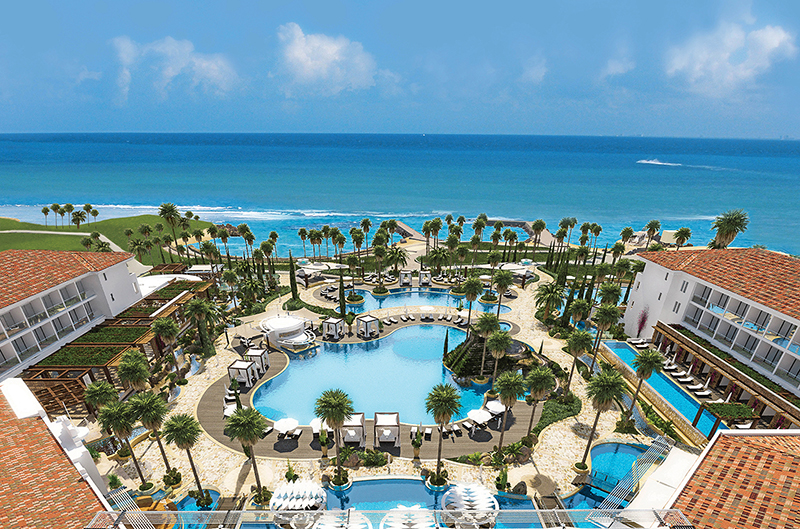 Disabled Holidays Olympic Lagoon Resort Paphos Cyprus