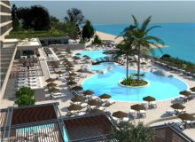 Disabled Holidays - Louis Royal Apollonia Beach, Limassol, Cyprus