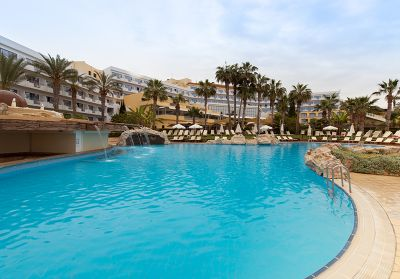 Disabled Holidays - Hotel St George, Paphos, Cyprus
