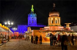 Disabled Access Holidays - Berlin Christmas Market