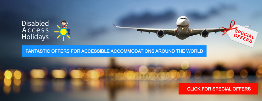 disabled travel agents uk