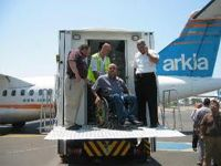 Disabled Holidays - Ambulift