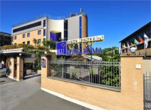 Disabled Holidays - Best Western Blu Hotel - Rome