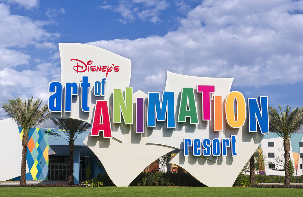 Disabled Holidays - Art Of Animation Resort, Orlando, USA