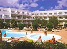 Disabled Holidays - Don Paco Castilla Aparthotel Lanzarote