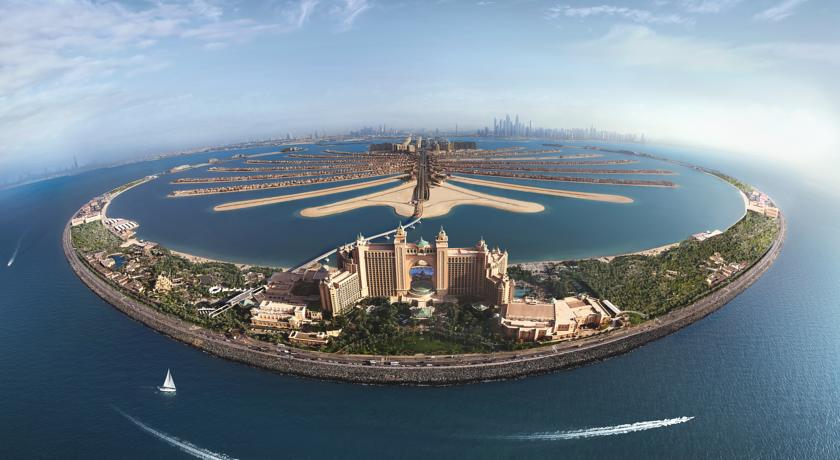 Disabled Holidays - Atlantis The Palm - Dubai