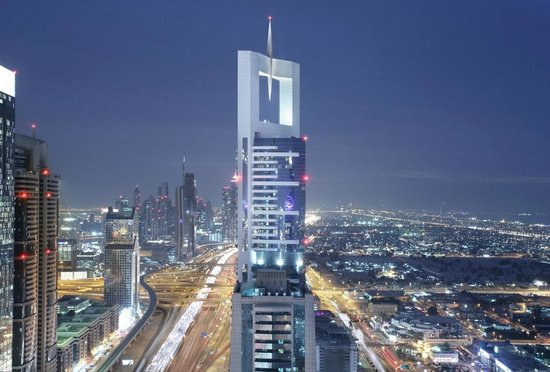 Disabled Holidays - Chelsea Tower Hotel - Dubai