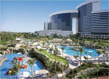 Disabled Holidays - Grand Hyatt - Dubai