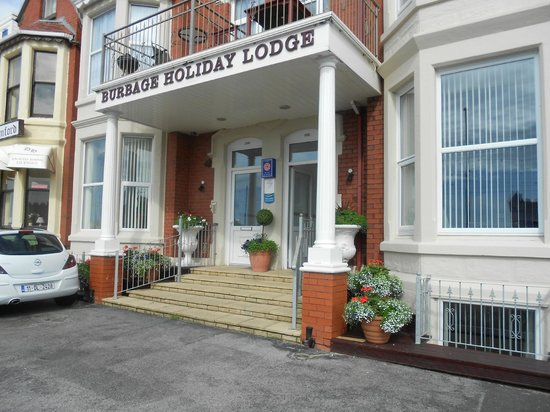 Disabled Holidays - Burbage Holiday Lodge - Apartment No 2, Blackpool - Owners Direct, England