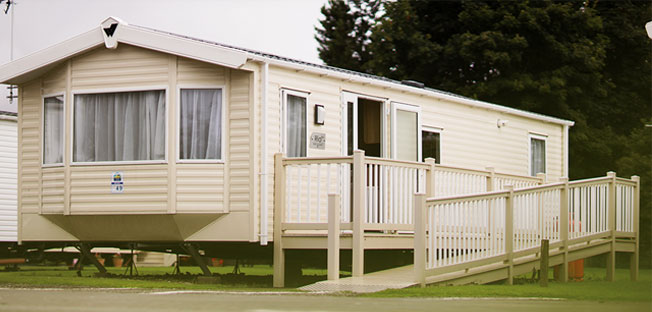 Haven Holidays Caravans For Disabled In Blackpool England