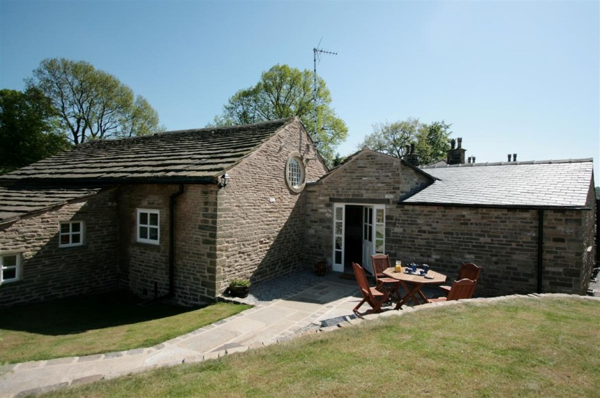 Disabled Holidays - The Hayloft Cottage