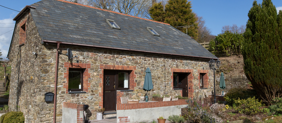 Disabled Holidays - Barn Owl Cottage, Looe, Cornwall, England