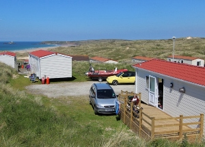 Disabled Holidays - St Ives Bay Easy Access Caravan